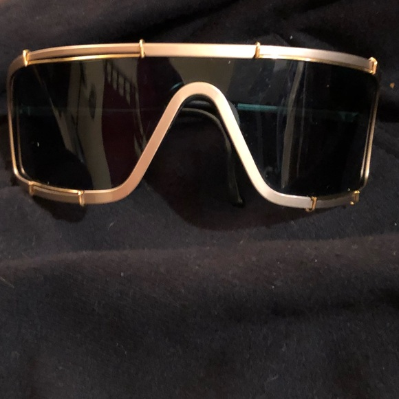 "c75a02d8be BOEING CARRERA Accessories - VINTAGE ""The Boeing Carrera"" Eighties wrap  sunnies"